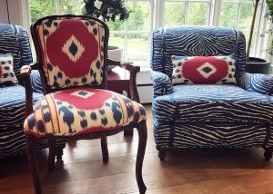 residential upholstery chairs