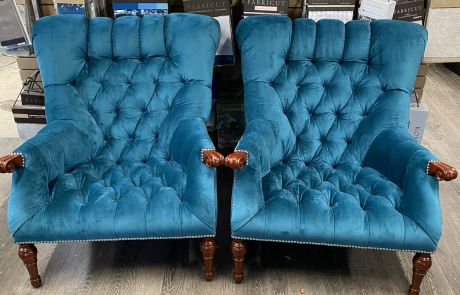 Blue Legends Chairs